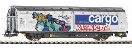 PIKO 58966 Schiebewandwagen Habinns SBB | DC | Spur H0 online kaufen