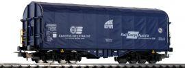 PIKO 58967 Schiebeplanenwagen Express Interfracht ÖBB | DC | Spur H0 online kaufen