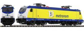 PIKO 59145 E-Lok BR 185.2   Metronom   DC   Spur H0 online kaufen