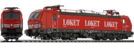 PIKO 59180 E-Lok Vectron BR 193 Snälltaget | ELL | DC analog | Spur H0 online kaufen