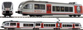 PIKO 59336 E-Triebwagen GTW 2/8 Veolia | AC-Digital | Spur H0 online kaufen