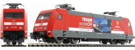 PIKO 59453 E-Lok BR 101 Tessin DB AG | DC | Spur H0 online kaufen