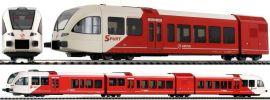 PIKO 59537 Dieseltriebwagen GTW 2/8 Stadler | Arriva | DC analog | Spur H0 online kaufen