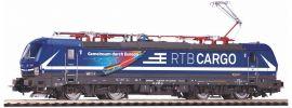PIKO 59590 E-Lok Vectron RTB Cargo | DC analog | Spur H0 online kaufen