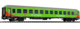 PIKO 59673 Schnellzugwagen 2.Kl. Bmz Flixtrain | DC | Spur H0 online kaufen