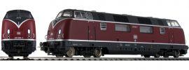 PIKO 59706 Diesellok BR 220 große Klappe DB | DC analog | Spur H0 online kaufen