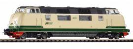 PIKO 59716 Diesellok BR 220 beige   FSF   DC analog   Spur H0 online kaufen