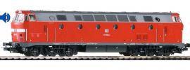 PIKO 59938 Diesellok BR 219 Museumslok mit Sound DB AG | DCC | Spur H0 online kaufen