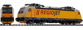 PIKO 59968 E-Lok BR 386 Regiojet | DC analog | Spur H0 online kaufen