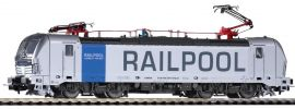 PIKO 59970 E-Lok Vectron 193 Railpool | DC analog | Spur H0 online kaufen