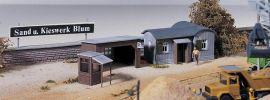 PIKO 61127 Verkaufsbüro Sandwerk Blum | Bausatz Spur H0 online kaufen