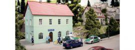 PIKO 61836 Polizeistation Bausatz Spur H0 online kaufen