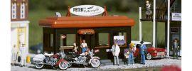 PIKO 62259 Peters Motorradladen | Gebäude Bausatz Spur G online kaufen