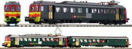 PIKO 94161 E-Triebwagen Rbe 4/4 Seetal mit BDt Steuerwagen SBB | DC analog | Spur N online kaufen