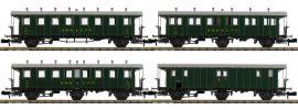 PIKO 94344 Personenwagen-Set 4-tlg. SBB | Spur N online kaufen