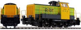 PIKO 96468 Diesellok 102, gelb | RRF | DCC Sound | Spur H0 online kaufen