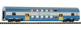 PIKO 97059 Doppelstockwagen 2. Kl. PR PKP | DC | Spur H0 online kaufen