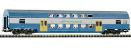 PIKO 97060 Doppelstockwagen 2. Kl. PR PKP | DC | Spur H0 online kaufen