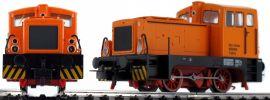 PIKO 97759 Diesellok BR 101, orange | WFL | DC analog | Spur H0 online kaufen