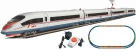 PIKO 97927 Startset Triebwagen ICE 3 Sapsan Bettungsgleis | RZD | DC analog | Spur H0 online kaufen