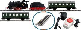PIKO 97933 Startset Dampflok mit Personenwagen | PKP | DC analog | Spur H0 online kaufen