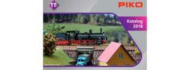 PIKO 99418 TT Katalog 2018 online kaufen