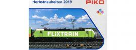 PIKO 99530 Herbstneuheiten Prospekt 2019 | GRATIS | Spur H0 | N | TT | G online kaufen