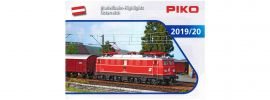 PIKO 99577 Prospekt Modellbahn-Highlights Österreich 2019/20 online kaufen