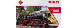 PIKO 99720 Katalog Neuheiten 2020 Spur G online kaufen