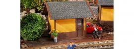 POLA 330885 Toilettenhaus Silverton | Gebäude Bausatz Spur G online kaufen