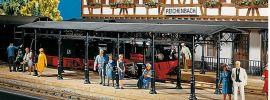 POLA 330908 Überdachter Bahnsteig Bausatz Spur G online kaufen
