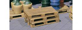 POLA 333201 Paletten | 4 Stück | Bausatz Spur G online kaufen