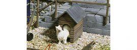POLA 333210 Hundehütte Bausatz Spur G online kaufen