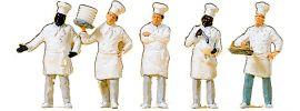 Preiser 10330 Köche am Buffet   Figuren Spur H0 online kaufen