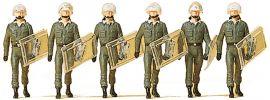 Preiser 10392 Bundesgrenzschutz | Figuren Spur H0 online kaufen