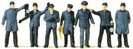 Preiser 10409 BW und Rangierpersonal DB   Figuren Spur H0 online kaufen
