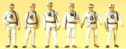 Preiser 10555 Bergarbeiter | 6 Stück | Figur Spur H0 online kaufen