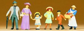 Preiser 12132 Familie um 1900 Figuren Spur H0 online kaufen