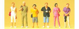 Preiser 14067 Passanten 6 Figuren Fertigmodell 1:87 online kaufen