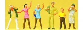 Preiser 14076 Zuschauer | Miniaturfiguren Spur H0 online kaufen