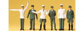 Preiser 14146 Polizei BRD | 6 Stück | Figuren Spur H0 online kaufen