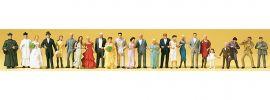 Preiser 14415 Hochzeitsgesellschaft | 24 Stück | Figuren Spur H0 online kaufen