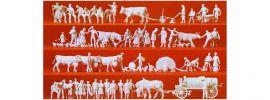Preiser 16354 Auf dem Land | 102 Stück | Miniaturfiguren Spur H0 online kaufen