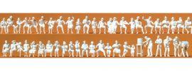Preiser 16356 Im Biergarten 47 unbemalte Figuren Bausatz  1:87 online kaufen