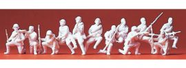 Preiser 16532 Motorisierte Schützen, aufgesessen (UdSSR 1942) Figuren Spur H0 online kaufen