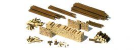 Preiser 17609 Stämme Holzscheite und Holzstapel Bausatz 1:87 online kaufen