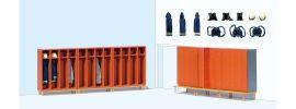 Preiser 17708 Feuerwehrspinde | Zubehör-Set 1:87 online kaufen