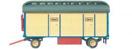 Preiser 21025 Toilettenwagen Zirkus Krone | Anhänger-Modell 1:87 online kaufen