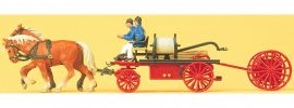 Preiser 30425 Feuerwehr Handdruckspritze | Feuerwehrmodell 1:87 online kaufen