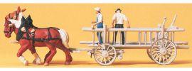 Preiser 30436 Leiterwagen Fertigmodell 1:87 online kaufen